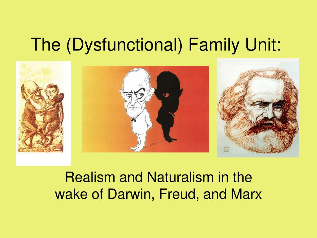 the dysfunctional family unit l.