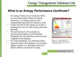what is an energy performance certificate