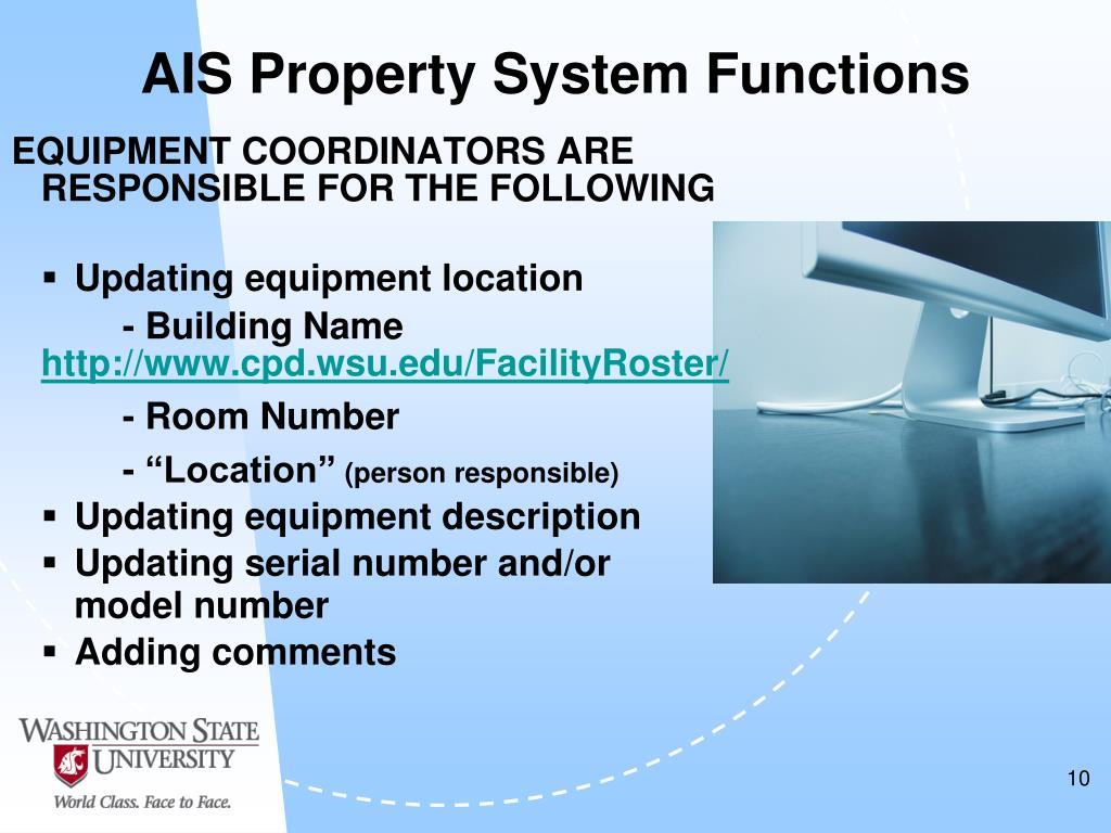 AIS Property System Functions