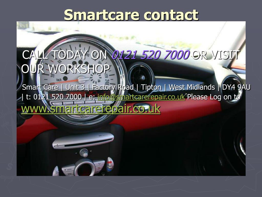 Smartcare contact