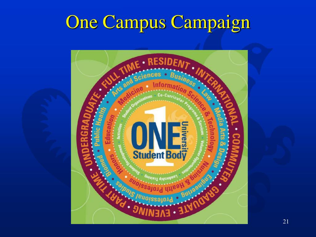 One Campus Campaign