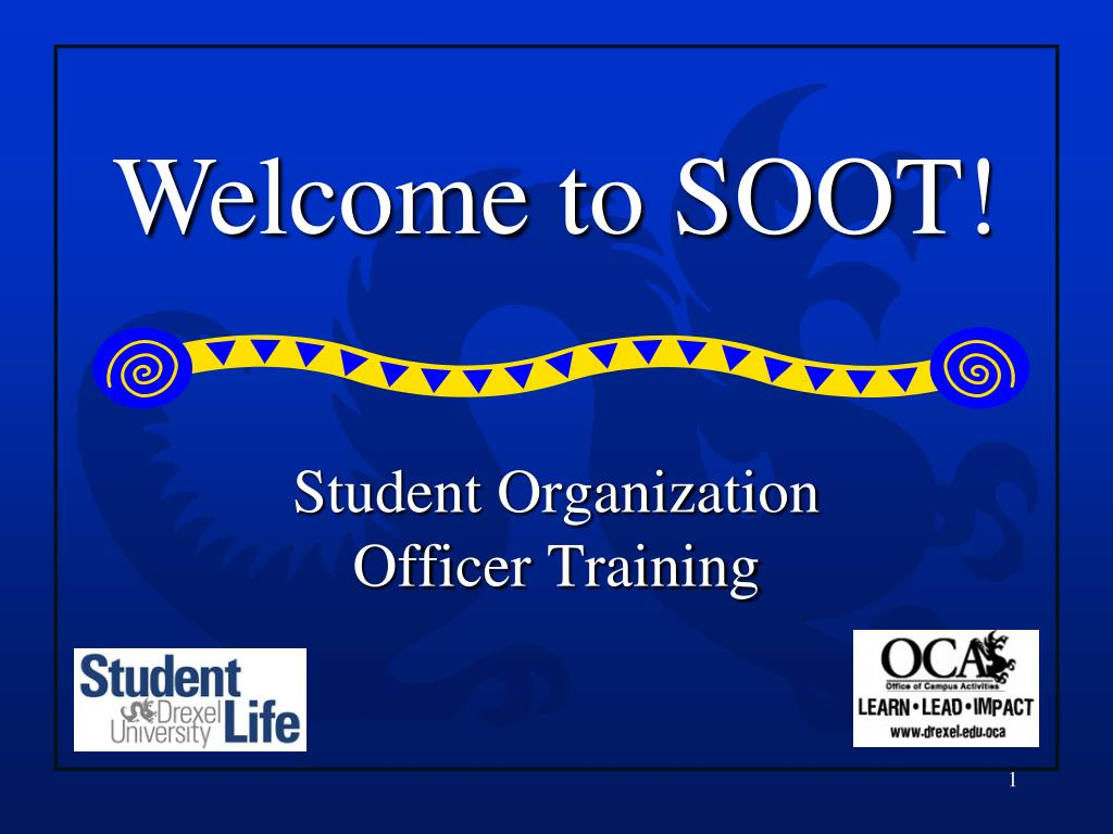 Welcome to SOOT!