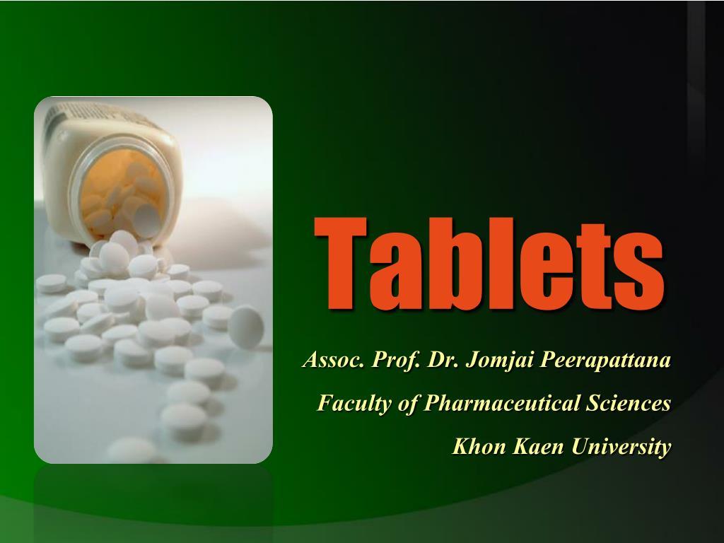 tablets l.