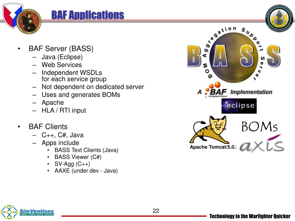 BAF Applications