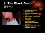 i the black death cont7