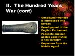 ii the hundred years war cont11