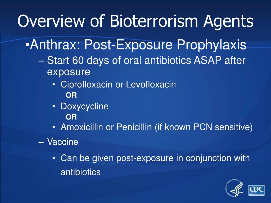 anthrax as a bioterrorism agent Anthrax as a bioterrorism agent diamond workman nsgd 209 infectious disease 27 november 2012 anthrax: the silent killer in today's society the threat of bioterrorism is ever present.