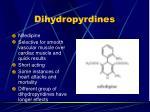 dihydropyrdines
