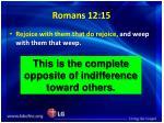 romans 12 15