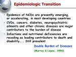 epidemiologic transition4