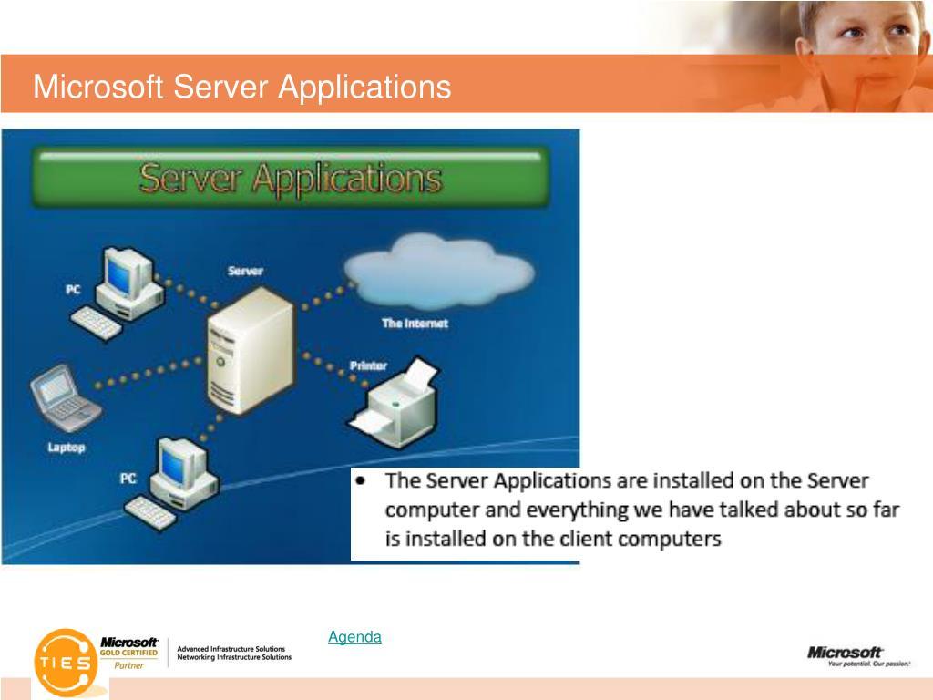 Microsoft Server Applications