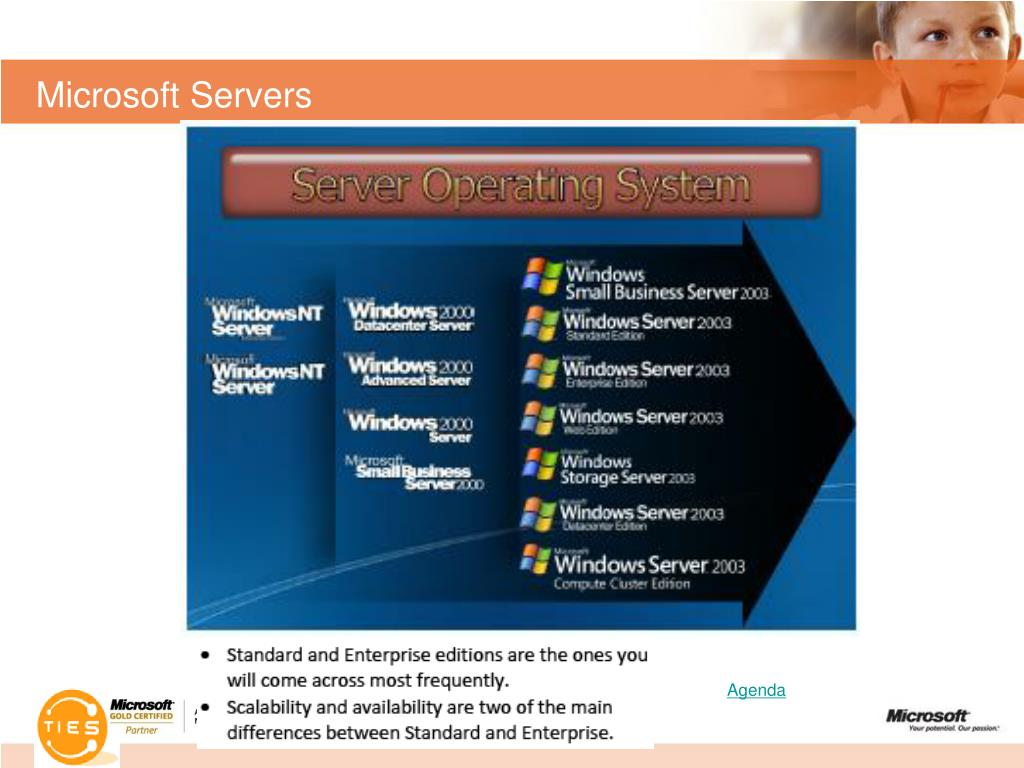 Microsoft Servers
