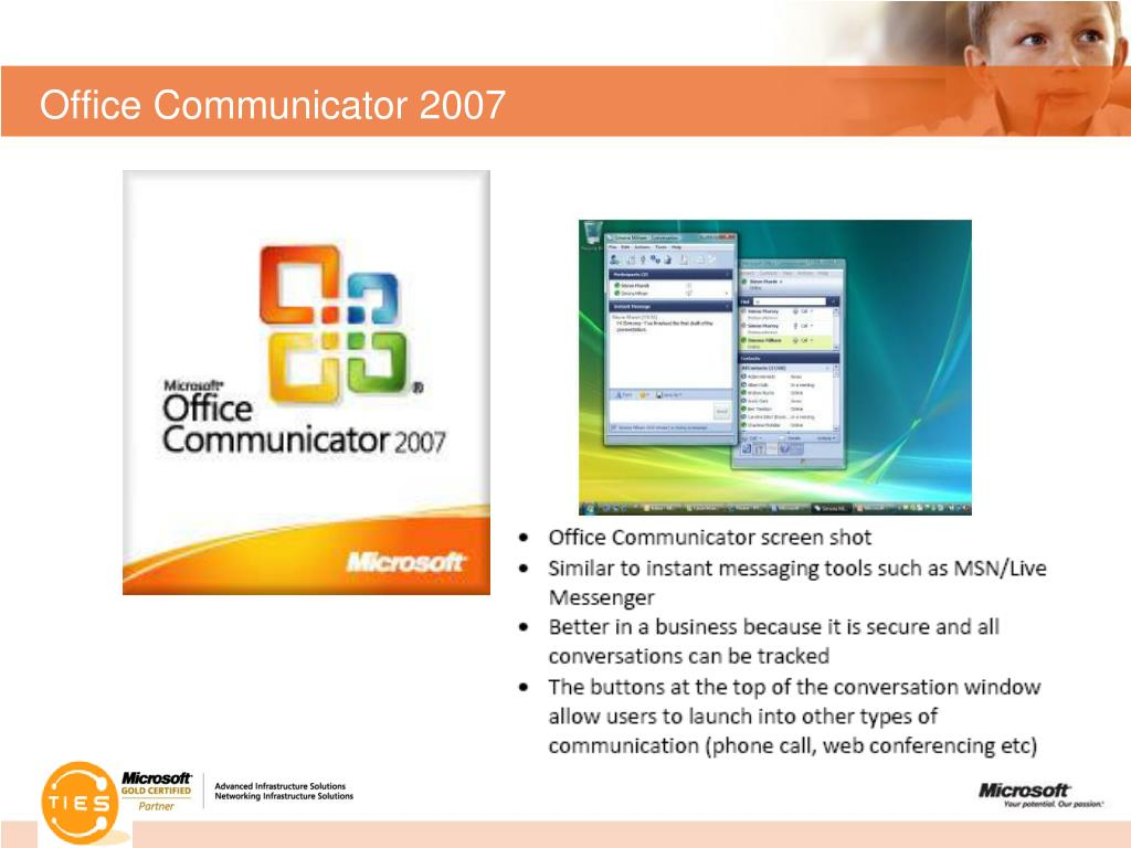Office Communicator 2007