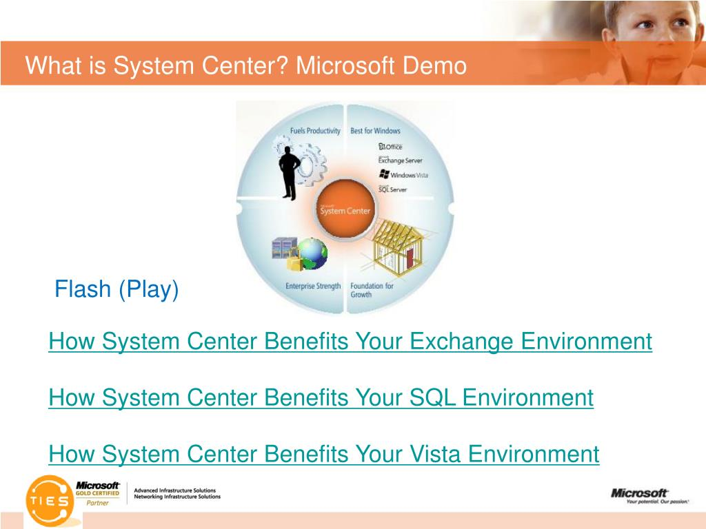 What is System Center? Microsoft Demo