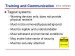 training and communication29