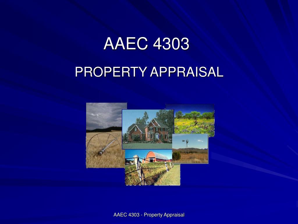 aaec 4303 l.