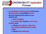 nj work a bility application process