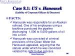 case 8 1 us v hanousek liability of corporate officers directors