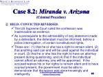 case 8 2 miranda v arizona criminal procedure25