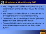 rodriques v grant county boe52