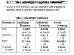 3 1 are intelligent agents rational