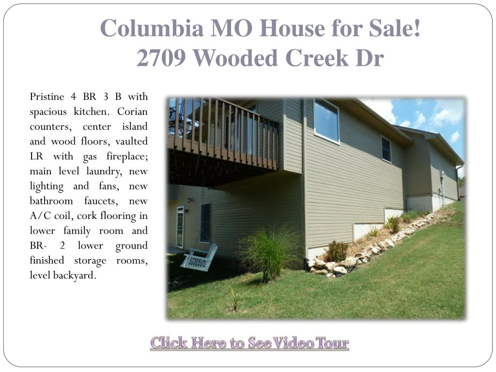 Columbia MO House for Sale!