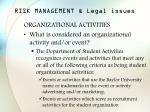 risk management legal issues10