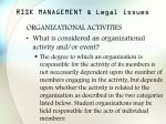 risk management legal issues12