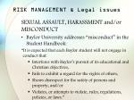 risk management legal issues35