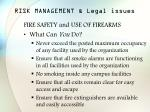 risk management legal issues38