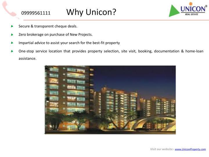 Why unicon