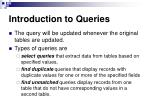 introduction to queries45