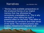 narratives jane middelton moz