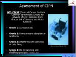 assessment of cipn5