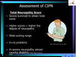 assessment of cipn8