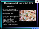 pharmacologic treatment of cipn5