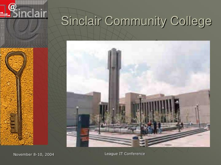 sinclair community college n.