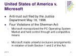 united states of america v microsoft
