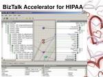 biztalk accelerator for hipaa21