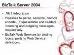 biztalk server 200413