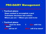 pro dairy management44