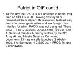 patriot in oif cont d41