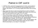 patriot in oif cont d42
