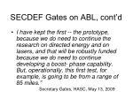 secdef gates on abl cont d36