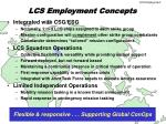 lcs employment concepts