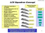 lcs squadron concept