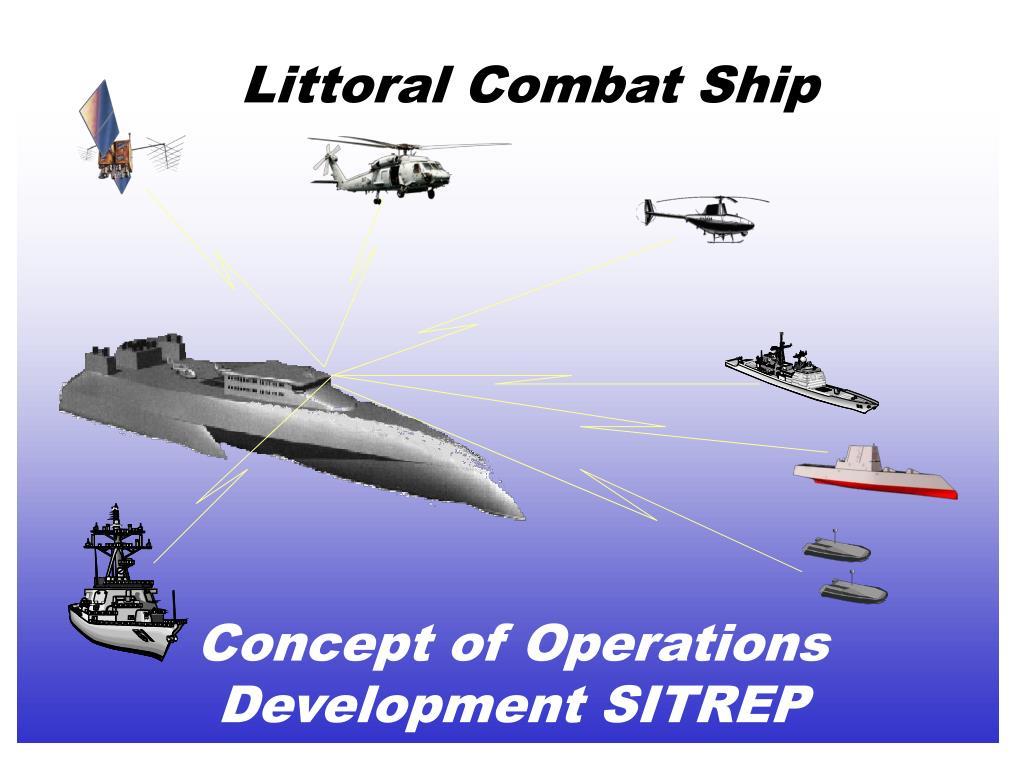 littoral combat ship l.