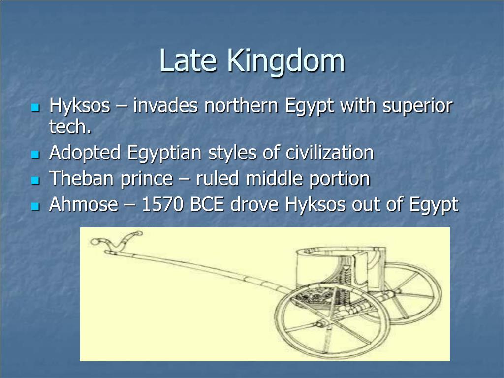 Late Kingdom