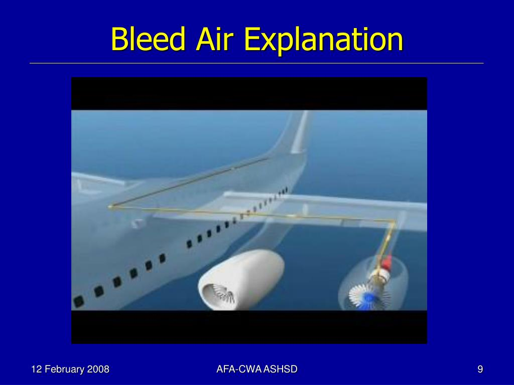 Bleed Air Explanation