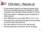 fda alert results 3